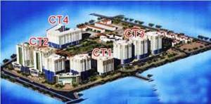 Chung cư CT4 - Trung Văn